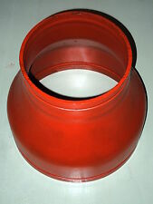 """16"""" x 10"""" VICTAULIC #50 CONCENTRIC REDUCER (ORIGINAL GROOVE STYLE)"""