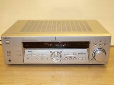 Sony STR-DE 475 Heimkino-Receiver in silber
