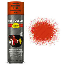 X17 Alto Cobertura Rustoleum Internacional Naranja Spray Pintura Casco RAL2002
