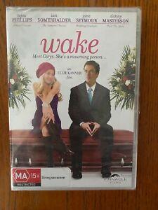 Wake DVD Region 4 New & Sealed Jane Seymour, Bijou Phillips