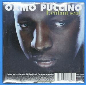 "cd rap "" Oxmo Puccino : L'enfant Seul "" La musique du film ""petits frères"" neuf"
