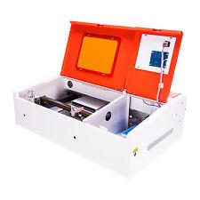 40W CO2 Laser Engraver w/Water-Break Protection Upgraded Control Board rok