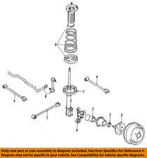 GM OEM Rear Suspension-Control Arm 94857938