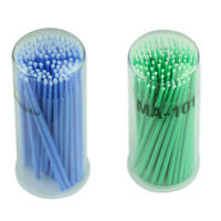 100pcs/lot Eyelash Extension Micro Brushes Disposable Must-have-tool