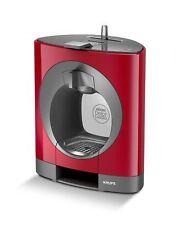Nescafe Dolce Gusto Oblo Krups KP110540 Coffee Capsule Machine Red