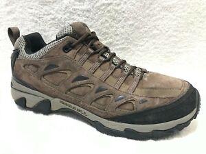 Merrell Kopec Bracken Leather Brown Hiking shoes, Men 10.5 / 44.5