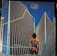 Yes - Going For The One - 1977 Tri-gatefold LP record excellent, cover G
