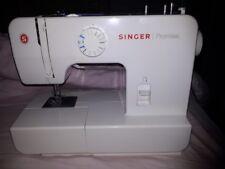 macchina da cucire singer usata pochissimo