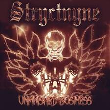 STRYCTNYNE - Unfinished Business (NEW*US METAL COMEBACK*PRIEST*MANOWAR*MAIDEN)