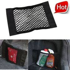 2pcs For Chevrolet Car Boot Trunk Cargo Net Sticker Mesh Organizer Storage Bag