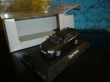 1/43 Schuco Opel Astra G SW break marrone marron brown brun met. PROMO BOX