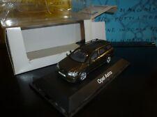 1/43 Schuco Opel Astra G SW break marrone marron brown brun met. PROMO BOX
