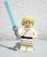 Lego Luke Skywalker Tatooine 75056 75052 75059 Star Wars Minifigure