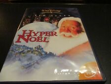 "DVD ""HYPER NOEL"" Tim ALLEN / film Disney"
