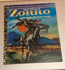 Zorro (Little Golden Book)
