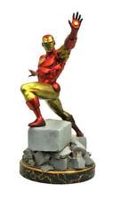 Statues en collection, série avec iron man