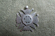 C19th Silver Fob / Medal -- Victorian -- Cycling Connection ?