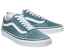 Vans Old Skool Trainers Blue Mirage Shoes