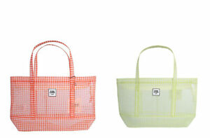 OPENING CEREMONY Gingham Small Chinatown Tote $60 NWT