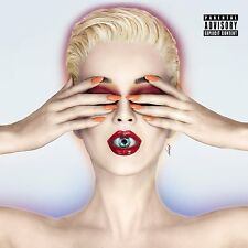 Witness [PA] * by Katy Perry (CD, Jun-2017, Capitol) - BRAND NEW SEALED