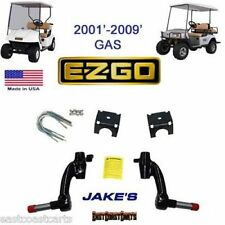 "EZGO GAS Golf Cart 2001'-Newer  JAKES 6"" Spindle LIFT KIT #6207 (Free Shipping)"