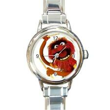 MUPPETS SESAME STREET ANIMAL DRUMMER CHARM WATCH - ADORABLE! NEW!