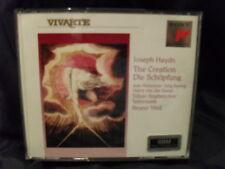 Haydn - Die Schöpfung - Manoyios/Hering/Van Der Kamp/Bruno Weil/Tafelmusik