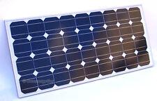12 V 110W WATT MONOCRYSTALLINE SOLAR PANEL V OC 21.5 V / V MP 18.4 V ABOVE 100 W