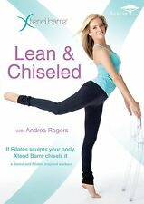 XTend Barre: Lean & and Chiseled with Andrea Rogers Region 4, X Tend x-tend