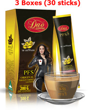 Dao Coffee PFS Perfect Shape Diet Coffee formula for Resistance Low Fat 3 Boxes