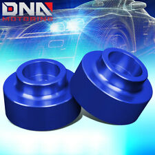 """FOR 2009-2018 DODGE RAM 1500 1-1/2""""REAR LOW MOUNT LEVELING LIFT KIT SPACERS BLUE"""