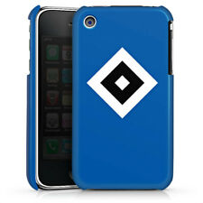 Apple iPhone 3Gs Premium Case Cover - HSV Blau