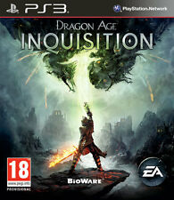Dragon Age Inquisition PS3 Playstation 3 IT IMPORT ELECTRONIC ARTS