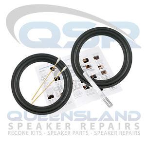 "10"" Foam Surround Repair Kit to suit Boston Acoustics Speaker A100 (FS 226-192)"