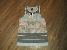 New listing NEW Maui and Sons Surf Tank Top Sleeveless T-Shirt Sz Small S Cotton Blend