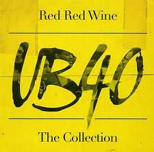 UB40 - RED RED WINE - THE COLLECTION - NEW CD!!