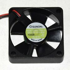 Ventilateur 12VDC SUNON - 35x35x10mm - 0,8W - Ref KDE1235PFB2-8 - Silencieux