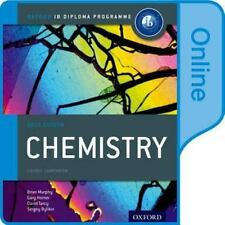 IB Chemistry Online Course Book: 2014 edition: Oxford IB Diploma Program, Horner