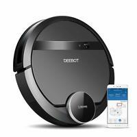 ECOVACS DEEBOT 901 Robotic Vacuum Cleaner with Smart Navi 3.0