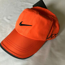 NEW 2017 Tour Issue Nike Stay Cool Perforated Hat Vapor RZN Adjustable Orange