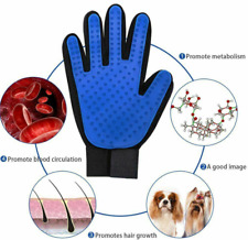 Cleaning Brush Magic Glove Pet Dog Cat Massage Hair Removal Grooming Right hand