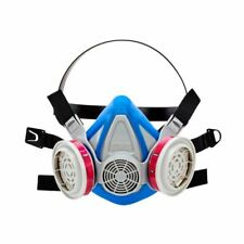 Msa Advantage 290 10217166 Half Mask Respirator Amp 1 Pr 815369 P1oo Filter Medium
