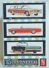 1/25 SCALE AMT 65 LINCOLN CONTINENTAL