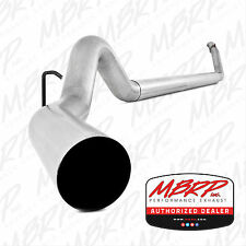 "MBRP S61120PLM 5"" TURBO BACK DIESEL EXHAUST 94-02 RAM 2500 3500 5.9L NO MUFFLER"