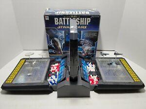 Star Wars Electronic Battleship Milton Bradley 95% Complete 2002