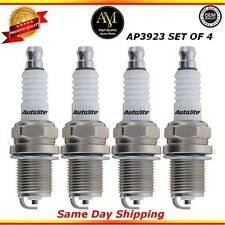 Platinum Spark Plugs AP3923 Set of 4 For 11/15 Audi Honda Volkswagen 1.5L 2.0L