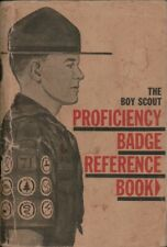 More details for 1963 the boy scout proficiency badge reference book canada   c6.3458