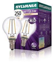 Golf Ball SES 25W Light Bulbs