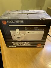 Black And Decker Spacemaker Plus Electric Can Opener