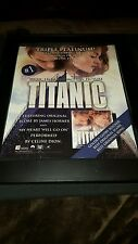 Celine Dion My Heart Will Go On Titanic Rare Original Promo Poster Ad Framed!